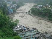 Darchula Flood